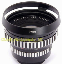 ZEISS APO Sonnar T* 2/135mm ZEISS Flektogon 4/20mm fit Wide-Angle 77mm Lens Hood