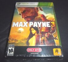 Max Payne 3 + Grand Theft Auto IV  (TARGET EXCLUSIVE DOUBLE PACK) Xbox 360, 2012