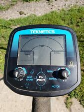 Teknetics omega 8000 metal detector with 3 coils GREAT DEAL!!