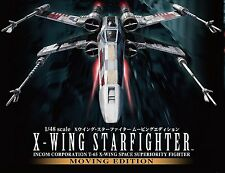 Star Wars Model Kit X-Wing Starfighter 1/48 Moving Edition Bandai Japan NEW