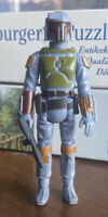 Vintage Kenner Star Wars 1979 3.75 in Boba Fett Taiwan Near Mint V2 Blaster