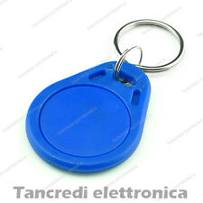 Tag token rfID 13.56 MHz per lettore RC522 compatibile NFC Arduino PIC Atmel