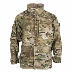 Genuine US Military APECS Multicam Goretex Waterproof Jacket Large Regular, NEW