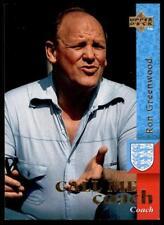 Upper Deck England 1998 - Call Me Coach Ron Greenwood # 4