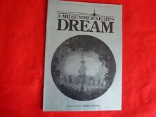 A Midsummer Night's Dream, Theatre Guide (1995) Format: Magazine