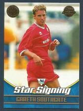 TOPPS PREMIER GOLD- 2002- #M2-MIDDLESBROUGH-VILLA-CRYSTAL PAL-GARETH SOUTHGATE