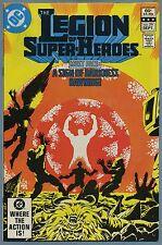 Legion of Super-Heroes #291 1982 Great Darkness Saga Keith Giffen DC Comics