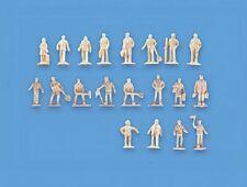 Modelscene N Accessories - Assorted Figures Set A - 5156 Plastic Railway Model