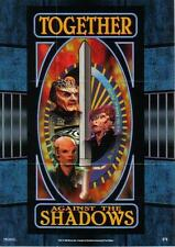 BABYLON 5 SEASON 2 MINI POSTER CARD 1 OF 10