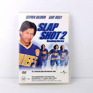 Slap Shot 2 - DVD - FREE POST