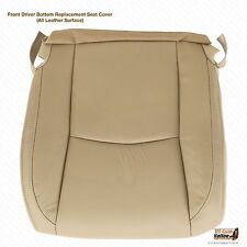 2007 2008 2009 Lexus RX 350 Driver Bottom Replacement Leather Seat Cover Tan