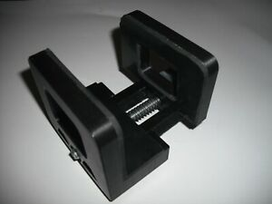 Shooting Saddle, cradle, clamp rest for tripod primos stick pcp rifle carriage
