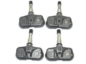 Set of 4   TIRE PRESSURE SENSOR TPMS Factory OEM 42753-SWA-A53 (Alloy Wheel)