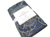 Pottery Barn Multi Colors Leanne Paisley King Pillow Cover Sham New