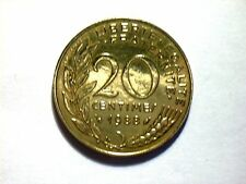 20 centimes lagriffoul 1988 n°3