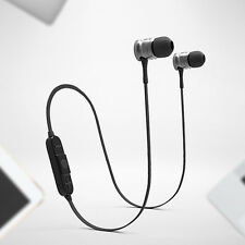 Wireless Bluetooth Sport Earphones Stereo Headphone Headset For mobile phones
