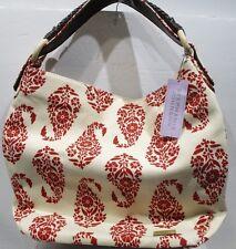 Stephanie Johnson Canvas Tote Shopper Bag Purse Handbag