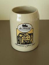 Schlossbrauerei Sandersdorf - Bierkrug - Steinkrug - Starkbierfest  - 1997 - NEU