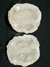 GEODES QUARTZ( cristal de roche)