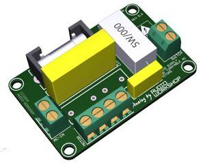 Thorens TD150, TD160 etc. Power Supply PCB. Upgrade. Linn. Ariston. REV 5.0