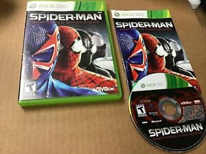 Spider-Man: Shattered Dimensions (Microsoft Xbox 360, 2010) Complete