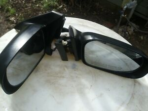 TOYOTA PASEO TERCEL LH/RH MANUAL DOOR MIRRORS 95-98 Driver and Passenger side