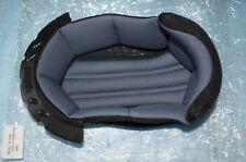 coiffe intérieur de casque SCORPION EXO-450 air taille M couleur bleu neuf