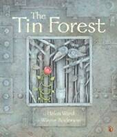 Library Book: The Tin Forest (Rise and Shine) - Paperback - GOOD