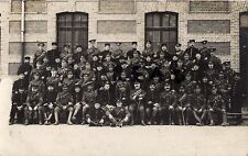 WW1 Soldier Group ASC Army Service Corps & Belgian Army 1914 ?