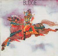 BUDGIE - Budgie S/T (Self-Titled) RARE CD Jewel Case+GIFT Heavy Metal Hard Rock