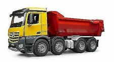 BRUDER MB AROCS Half Pipe Dump Truck Extra 5 off Use P5off Coupon