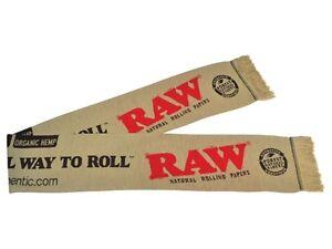 RAW Woolen Scarf - Brown