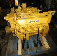 1981 CAT 3208N Diesel Engine, 210HP,  All Complete and Run Tested.
