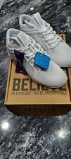 Varsity cheer shoes white size 6