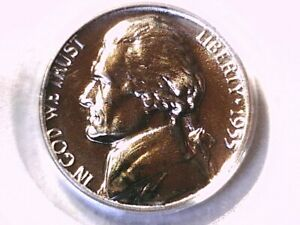 1955 Proof Jefferson Nickel PCGS PR 67 15412975