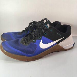 Nike Mens Metcon Flyknit 2 Crossfit Training Shoes Men's size 13