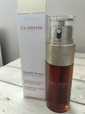 NEW CLARINS DOUBLE SERUM COMPLETE AGE CONTROL CONCENTRATE - 50 ML- BNIB