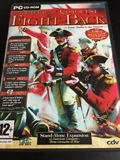 American Conquest: Fight Back. Stand alone Expansion. New.