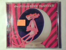 HENRY MANCINI The ultimate pink panther cd COLONNA SONORA SIGILLATO SEALED!!!