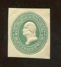 1874 United States of America 3c Postage Stamp #U159 Cv $35
