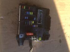 VOLVO V70 2.4L REAR INTERIOR MULTI FUNCTION FUSE BOX 30728512 28017881 2005.