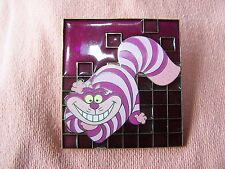 DISNEY PIN CHESHIRE CAT STAINED GLASS DISNEYSTORE.COM  LE 250  RARE!
