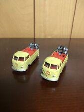 Corgi Toys #  21101/59 Volkswagen Tow truck Set Of 2