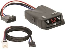 REESE BRAKEMAN IV DIGITAL TRAILER BRAKE CONTROL & WIRING FOR 05-15 NISSAN ARMADA