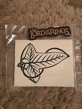Lord of The Ring Patch, Sticker, Fandango Theater Window Clings, Gift Card