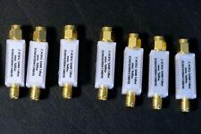 2.4GHz Filter für Pluto / QO-100 mit SMA Buchse / Stecker