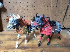 TEENAGE MUTANT NINJA TURTLES TMNT Vintage movie 3 lot horse.