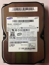 "HARD DISK HD SAMSUNG INTERNO SATA 80GB 3.5"" MODEL: HD080HJ/P FUNZIONANTE"
