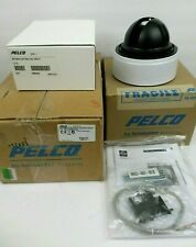 Pelco SD4-W1-X Spectra Mini Clear Dome Security Camera f/1.8 White Indoor OPENED