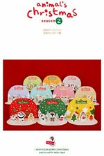 10pcs 3d Christmas Cards Gift card Family Xmas Greeting Cards Kids pack of 10